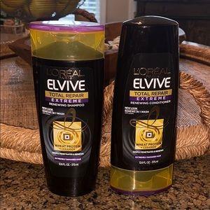 L'Oréal Paris Elvive Hair Care Bundle NWT